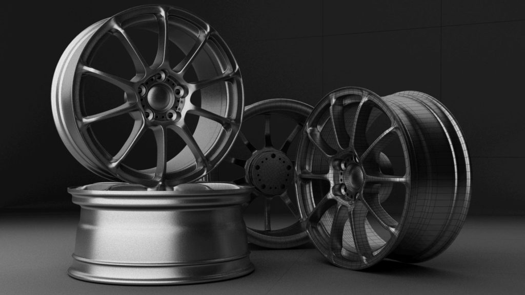 Rims - 3D model